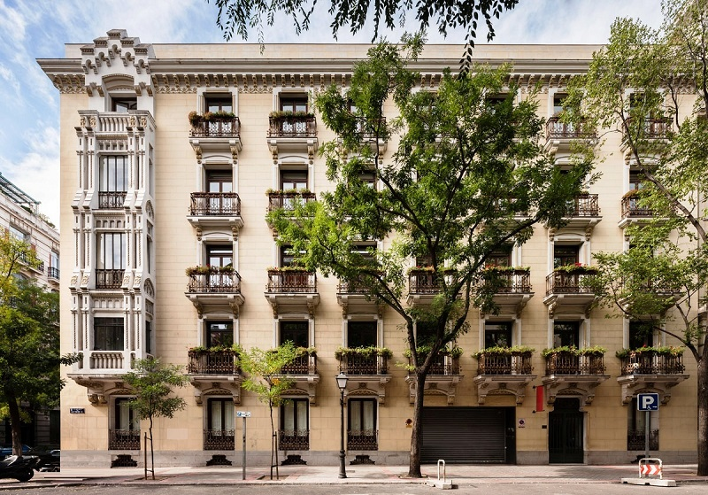Edificio-Alfonso-XI-Madrid