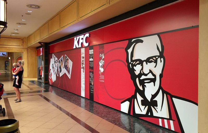KFC (Kentucky Fried Chicken) abre restaurante en el Centro Comercial El Ingenio